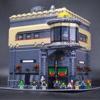 В наличии XYTMC 15015 5003 шт. город серии динозавра музей Лепин Модель Строительство Наборы кирпич блоки игрушка в подарок legoUBE