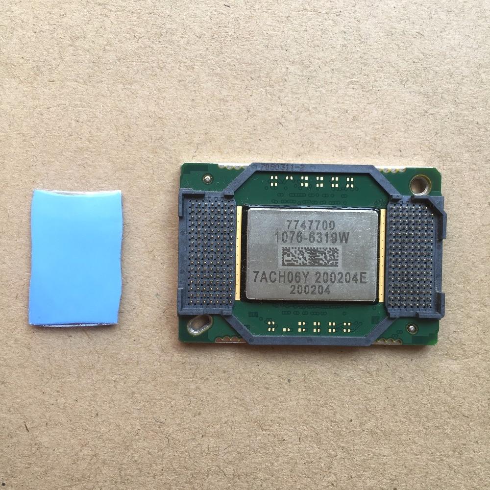 все цены на NEW original 1076-6319W 1076-6318W 1076-6328W 1076-6329W 1076-632AW 1076-631AW big DMD chip for projectors/projection same use онлайн