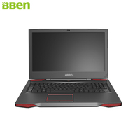 BBEN Laptop Gaming Computer Intel i7 Kabylake GDDR5 NVIDIA GTX1060 Windows 10 8G/16G/32G RAM RGB Mechanical Keyboard HD Camera