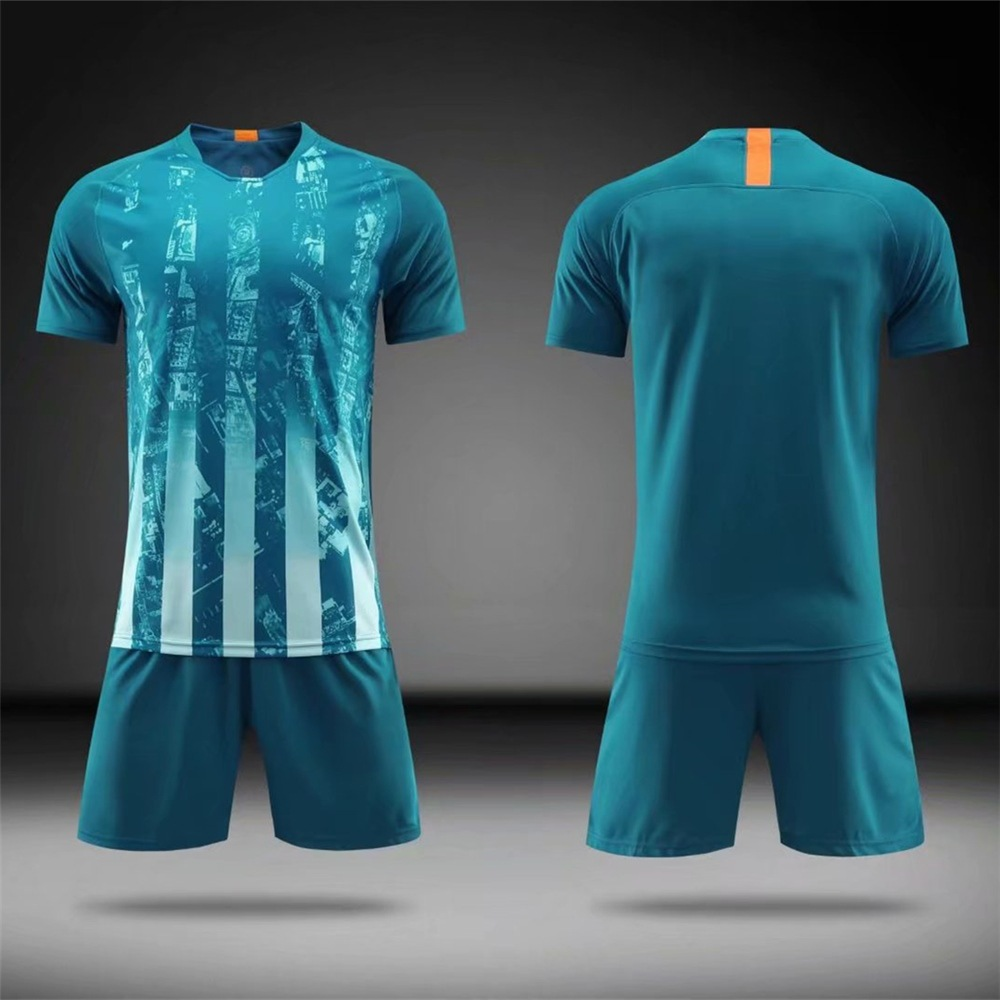 18/19 Blank Football jerseys Adults & child Short Sleeve Soccer Jerseys & shorts Tracksuit Soccer set Training Suit Sportswear портал сайт