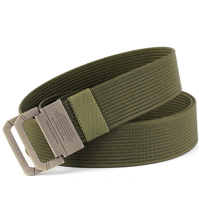 2018 New Handsome Military Equipment Army Belt Cool Men Women  Practical Tactical Nylon Buckle Waist
