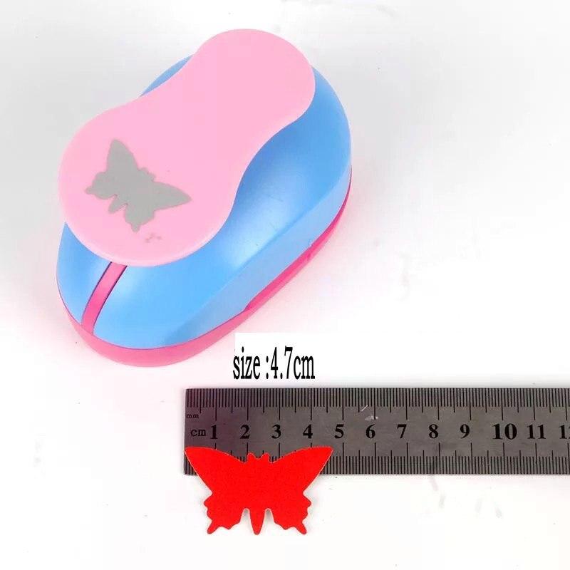 Perfora foamy mariposa 2 pulg 5 cm troquel Punch para tarjetería