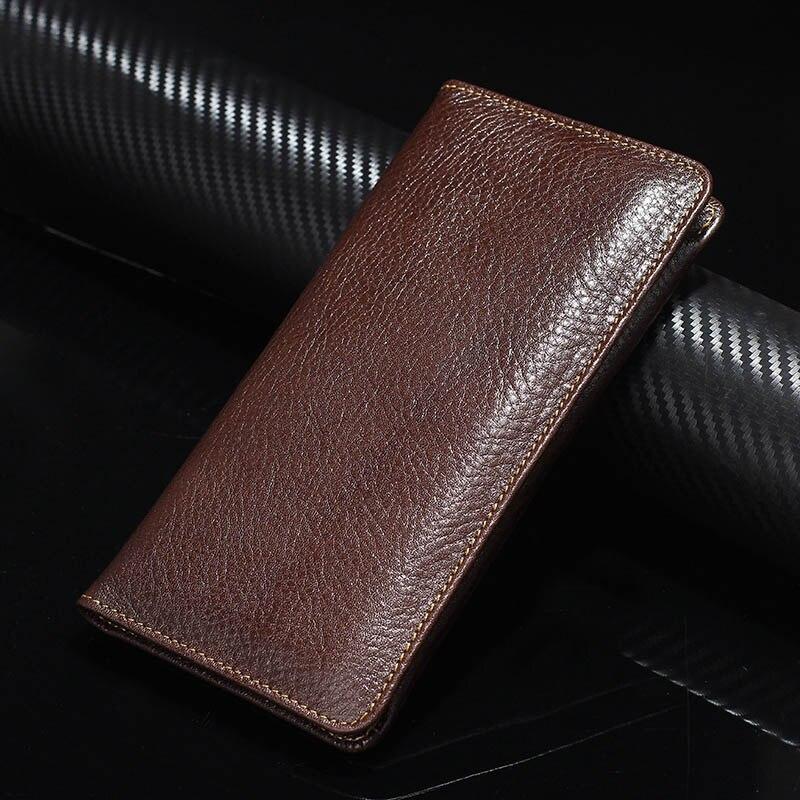 bilder für Echtes Leder-mappen-kasten für iPhone 7 Plus Fall Elegante für iPhone 6 S Plus Schlag-abdeckung Realer Corium Wallet Card Tasche
