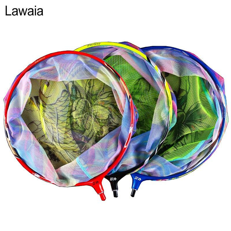 Lawaia карбоновая катушка для рыбалки, цветной светильник, твердая нано спортивная сетка, модель головы 30 см/35 см/40 см45 см, рыболовные инструменты и оборудование|Рыболовные снасти|   | АлиЭкспресс