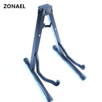 ZONAEL High Quality New 2 Colors Guitar Stand Universal Folding A Frame Use For Acoustic Electric