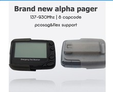 normal pager Poscag paging