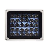 AC 220 V CCTV светодиоды 30 шт ИК инфракрасный осветитель ночное видение 850nm IP65 Водонепроницаемый CCTV Заполните свет для видеонаблюдения Камеры ск...