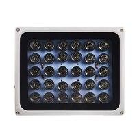 AC 220V CCTV светодиоды 30 шт. ИК инфракрасный осветитель ночного видения 850nm IP65 водонепроницаемый CCTV заполняющий свет для камеры видеонаблюдения