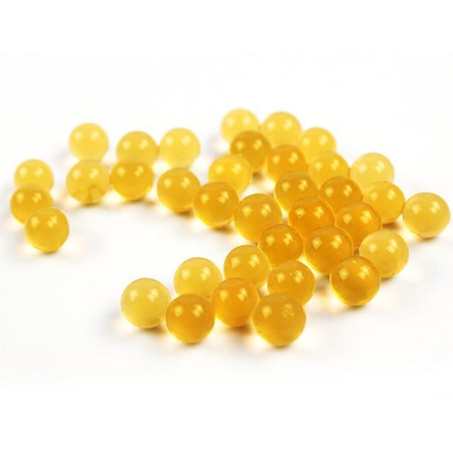 3000PCS/Set Pearl Shaped Crystal Soil Water Beads Mud Grow Magic Jelly Balls Home Decor Aqua Soil Hot Wholesales