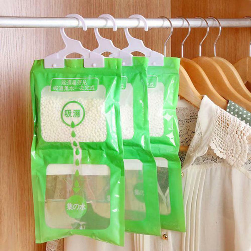 Household Desicant Bag Cleaning Tools Chemicals Be Hanging Wardrobe Closet Bathroom Moisture Absorbent