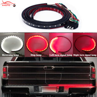 49 60 Flexible LED Strip Tailgate Light Bar 5 Function Red White Backup Reverse Brake Tail
