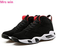 Men Air Basketball Shoes Outdoor Ankle Boots Men Training Athletic Sport Shoes Breathable Sneakers Men Shoes Basket Zapatos