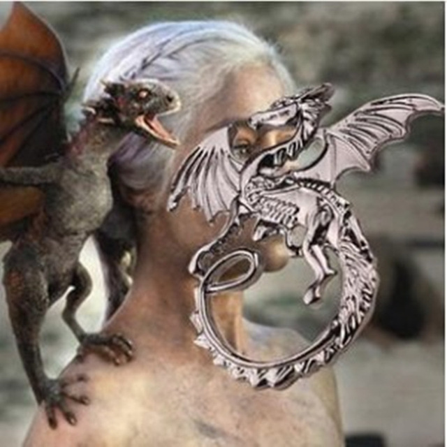 Game of Thrones – Dragon Necklace