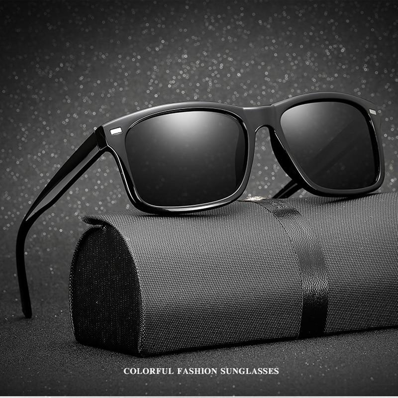 Unisex Sunglasses Women Polarized Glasses Retro Oval Men Driving Sun UV400 Goggles Oculos