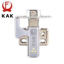 KAK Universal Kitchen Bedroom Living room Cabinet Cupboard Closet Wardrobe 0.25W Inner Hinge LED Sensor Light System Hardware