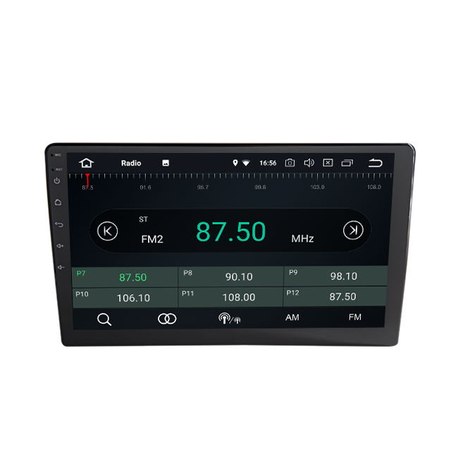 Android 8 1 6 Core PX6 Car Radio Multimedia GPS Navigation For Honda Toyota Peugeot Hyundai
