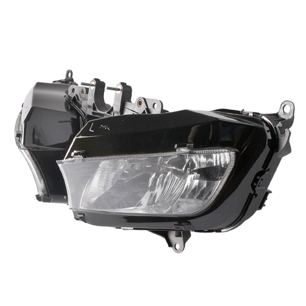 For Honda CBR 600RR F5 CBR600RR Front Headlamp Headlight Assembly Head Light Lamp 2013 2014 Motorcycle Parts Accessories Plastic