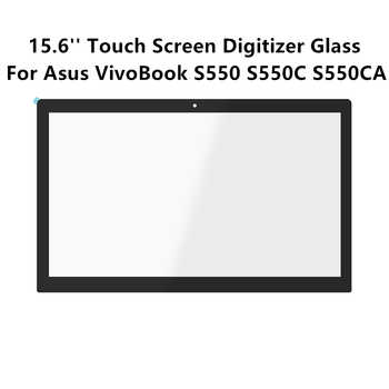 FTDLCD 15.6'' Touch Screen Digitizer Glass Laptop For Asus VivoBook S550 S550C S550CA TCP15F81 v0.4 5345s fpc