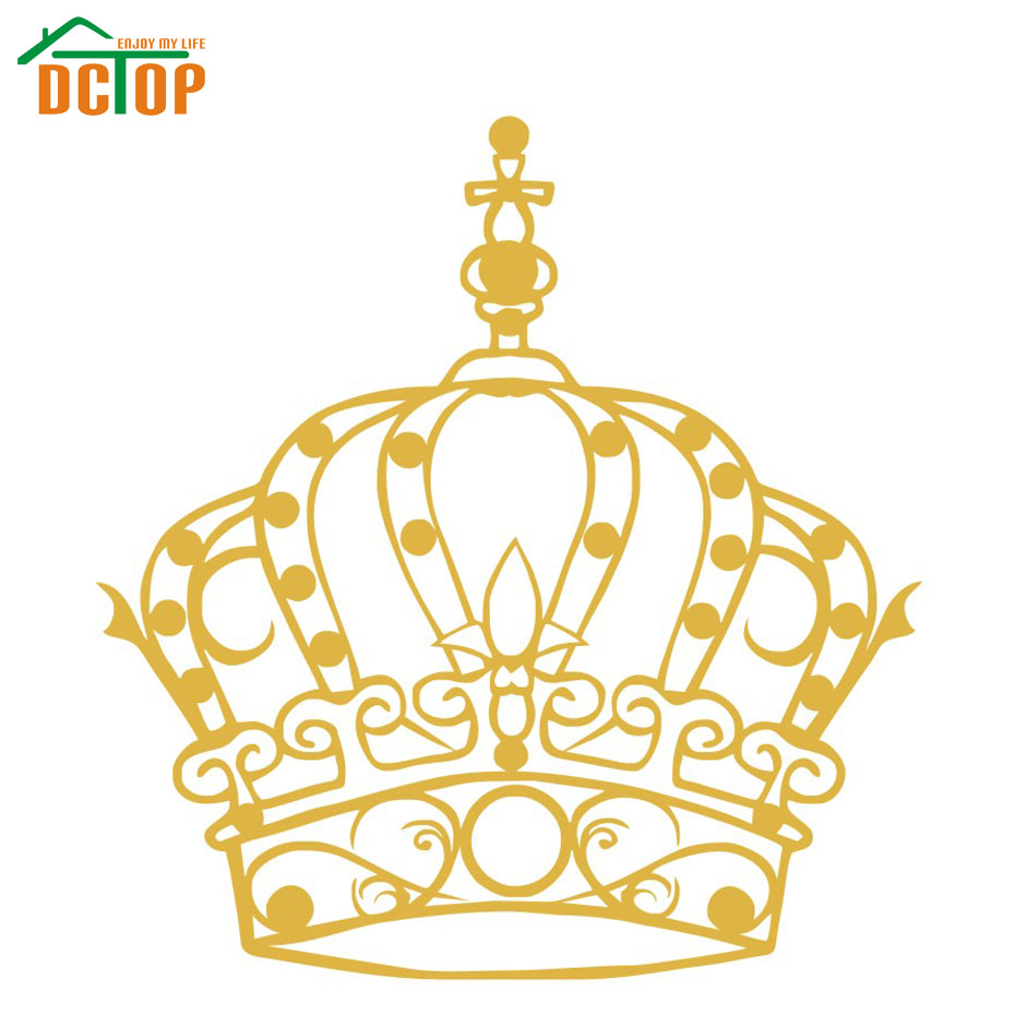 Perfect Queen Crown Wall Decor Illustration - Wall Art Collections ...