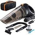 4800pa Forte Potere Detergente Per Auto Aspirapolvere 120W Con La Borsa 4.8KPA Ciclonico Umido/Dry Auto Portatile Aspirapolvere Cleaner 2 HEPA