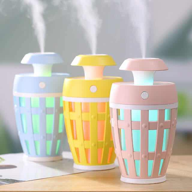 Ultrasonic Air Humidifier Essential Oil Diffuser With 7 Color LED Lights Electric Aromatherapy USB  Aroma DiffuserUltrasonic Air Humidifier Essential Oil Diffuser With 7 Color LED Lights Electric Aromatherapy USB  Aroma Diffuser