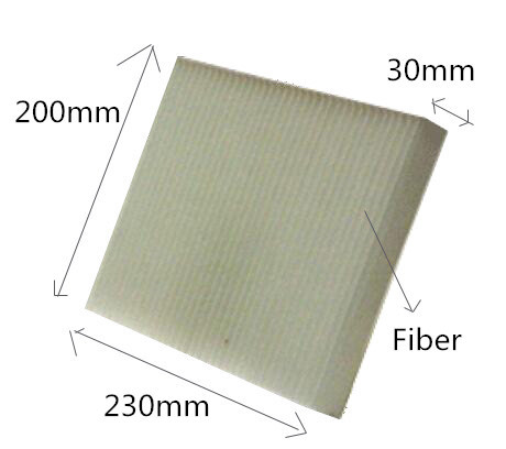 WIX24479 Wholesale Factory Outlet 68042866AB Best White Fiber Best Auto  Cabin Air Filter CF10743 For INFINITI