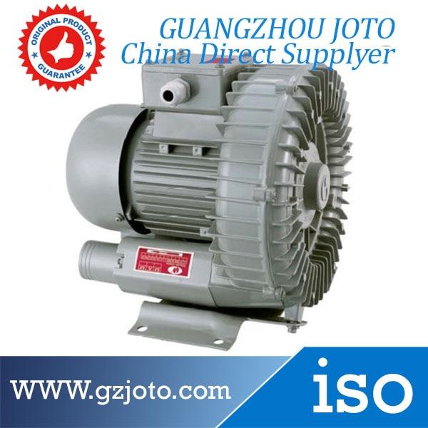 1.1KW High Pressure Electric Auqarium Air Blower 170M3/H Side Channel Ring Blower HG-11001.1KW High Pressure Electric Auqarium Air Blower 170M3/H Side Channel Ring Blower HG-1100