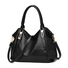2019 Fashion Designer Women Handbag Female PU Leather Bags Handbags Ladies Portable Shoulder Bag Office Ladies Hobos Bag Totes недорого