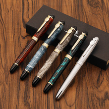 цены Sword & Shield fountain pen 0.5mm Extra fine Iraurita pen for writing signature X450A Stationery Office school supplies FB167