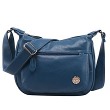 จัดส่งฟรี2016แฟชั่นกระเป๋าถือของผู้หญิงหนังแท้พู่กระเป๋าแม่กระเป๋าผู้หญิงCrossbodyกระเป๋าสะพาย