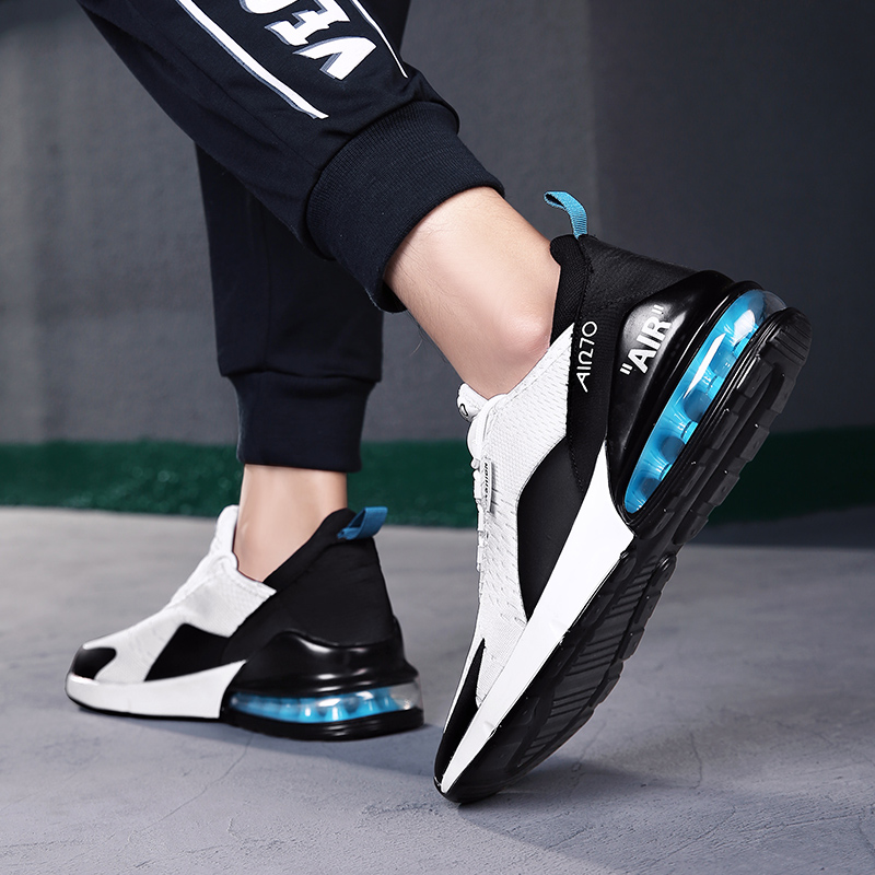 Air cushion Sports Shoes zapatos de mujer Running shoes for Women and Men Brand Sneakers Outdoor Walking Jogging Good Quality