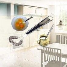 Горячая миксер венчики для взбивания яиц ручной венчик для яиц из нержавеющей стали чудо-крем смешивающий инструмент практичные кухонные инструменты инструмент для приготовления пищи