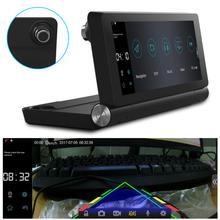 7inch Android 4 4 Touch Screen Car Auto font b Camera b font Stereo Recorder Player