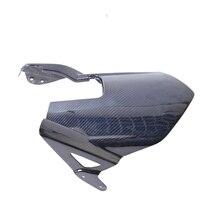 Carbon Fiber Chopper Motorcycle Rear Mudguard Fender Motocross for Kawasaki Z1000 2010 2011 2012 2013 2014 2015 free shipping motorcycle rear fender bracket motorbike mudguard for kawasaki z1000 z1000sx 2010 2011 2012 2013 2014 2015 2016