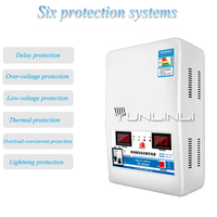 15KVa Voltage Stabilizer With Input Voltage 120V 270V & Output 220V Household Automatic Stabilized Power Supply Tool TM 15000VA