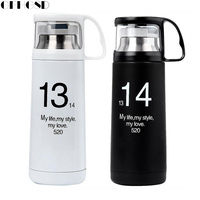 Quality Termos 500Ml Thermoses Cup Stainless Steel Bottle Vacuum Flasks Garrafa Termica Infantil My Bottle Thermo