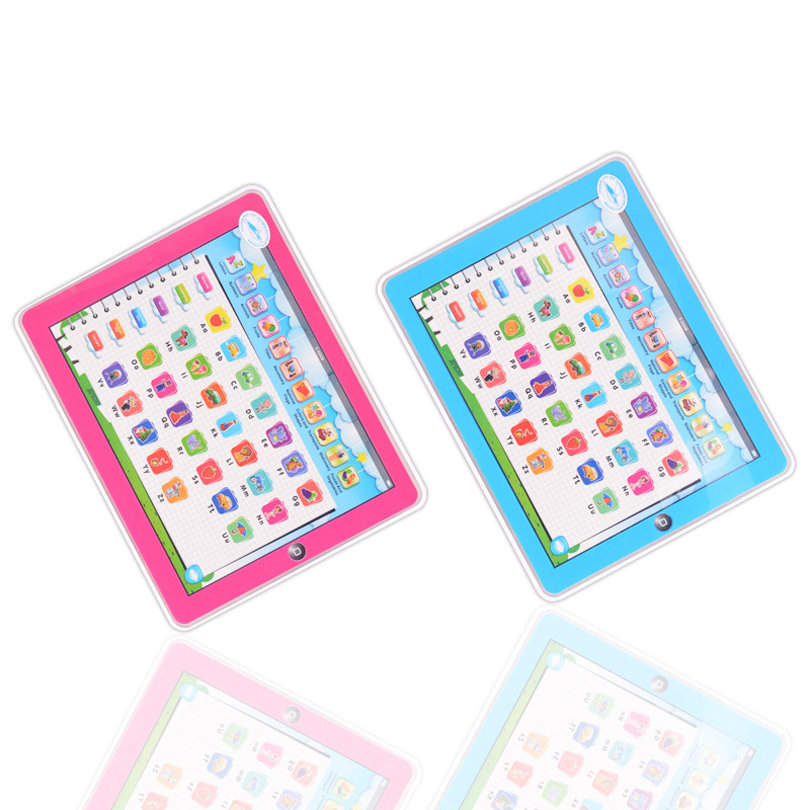 English Language 11 in 1 Multifunctionchange Learning Machines Tablet For Children Learning Education Toys Laptop Kids Gifts