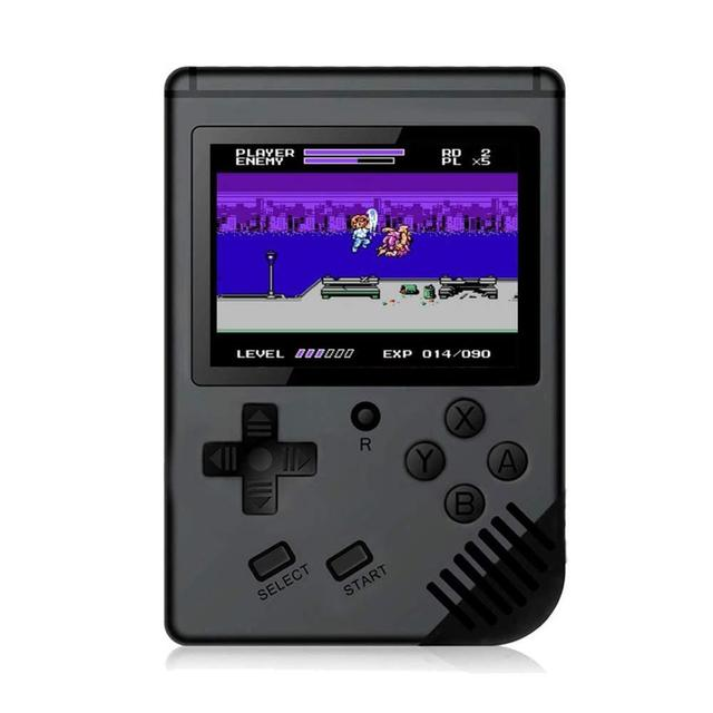 Handheld Video Games (Contains 168 Games)
