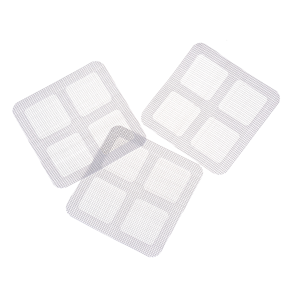 3pcs/lot Fix Your Net Mesh Window Screen For Home Anti Mosquito Repair Screen Patch Stickers