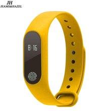 IP67 Sport Smart Watch Bluetooth 4 0 Smartwatch Band Heart Rate Monitor Wristband Health Bracelet