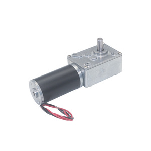 Image 2 - 5840 31zy Reduction Motor DC12V 24V 7RPM 470RPM Geared motor reducteur 70kg.cm Large Torque  High Power Worm Gear Motor