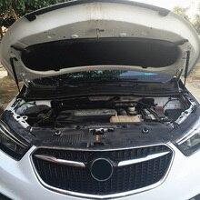 Передний капот поддерживающий гидравлический стержень подъемная стойка пружинный амортизатор кронштейн для Opel Mokka Buick Encore 2013