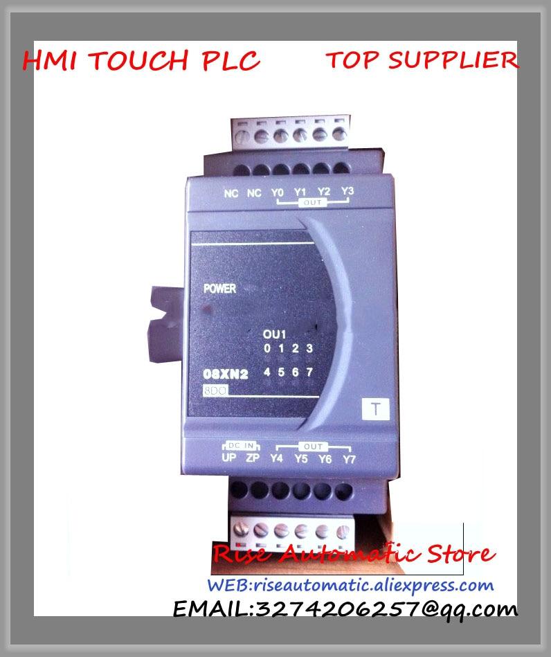 DVP08XN211T Delta New Original PLC Digital module ES2 series 8DO Transistor output new original dvp08xn11t delta plc 8do transistor output digital module