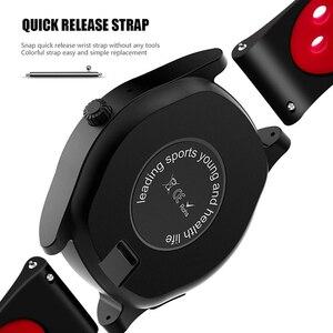 Image 5 - TF8 Smart Watch Fitness Tracker Bluetooth Sport Smartwatch Fashion Round Touch Screen Smartwatch Support Sim Memory Card