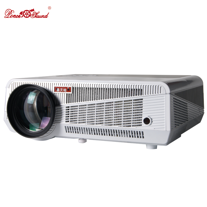 Poner Saund projector 5500lumens wifi Multifunction full hd TV support 1080p video usb projektor home theater  beamer prohetor 2016 win10 3d 1080p full hd dlp led video 4k projector 1280x800 hd bluetooth wifi 5500 lumens 1g 32g and support wireless wifi