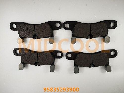 Plaquettes de frein de haute qualité pour VW 95835293900 - 3