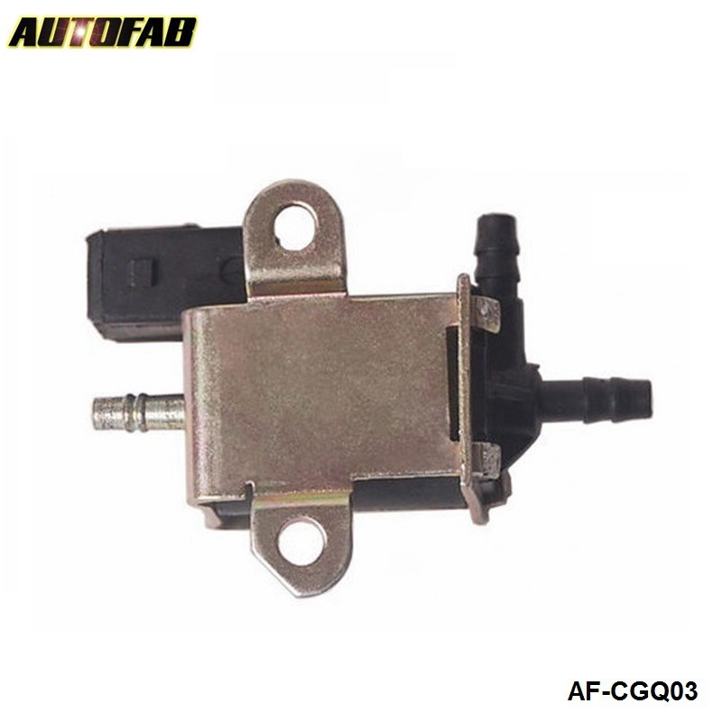 Prix pour AUTOFAB-3 Voies Valve Électrique Change Over-Vide Solénoïde pour Diesel-Électrique Blow off valve AF-CGQ03