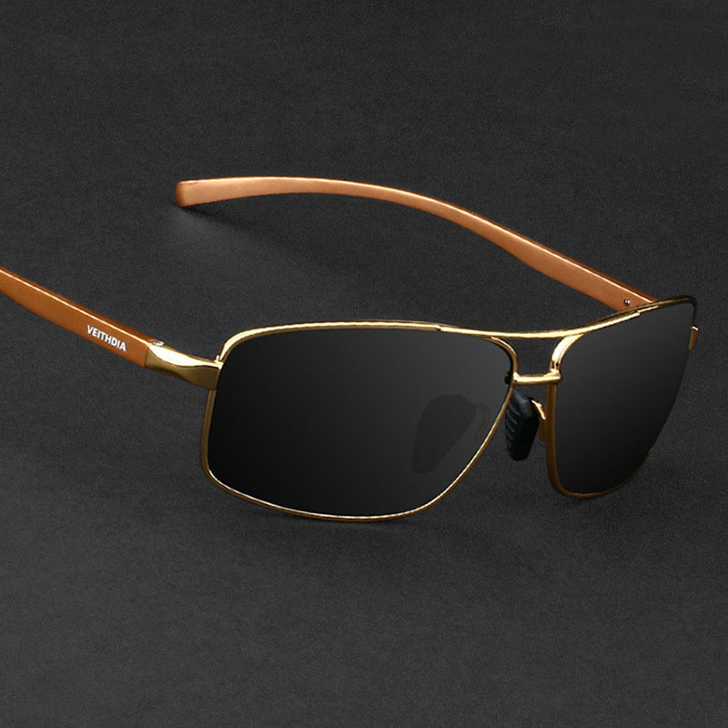 steampunk goggles Polarized Men Carter Sunglasses gothic Hot Rays - Apparel Accessories