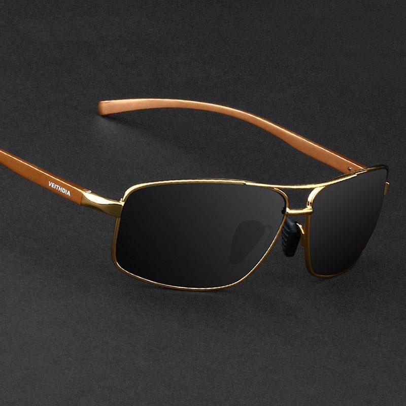 steampunk brýle Polarized Men Carter Sluneční brýle gothic Hot - Příslušenství pro oděvy