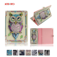 For Ipad Pro 12.9″ Magnetic PU Leather Stand Case Cover For Apple Ipad Pro 12.9inch Tablet accessories with Card Holder KF433D